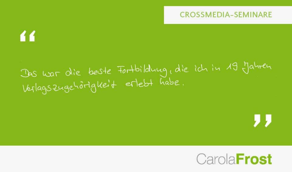 Carola Frost_Statement_Digitales Wissen