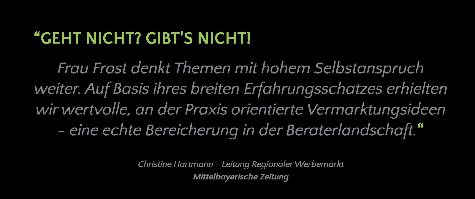 Empfehlung Mittelbayerische-Zeitung