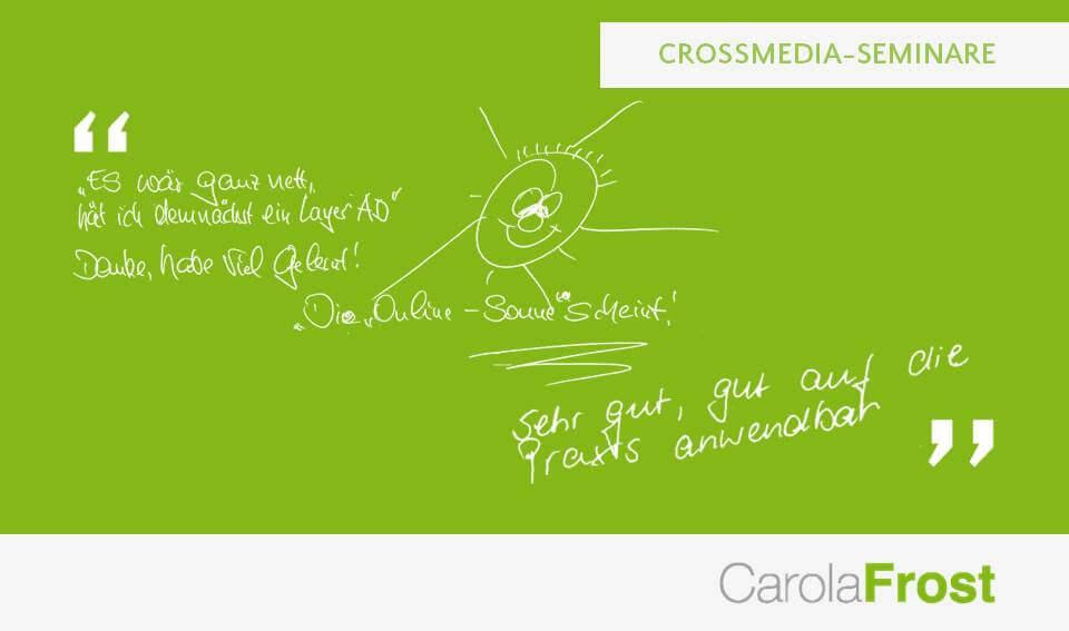 Carola Frost_Bewertung_Online-Seminare