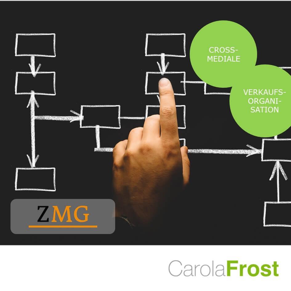 ZMG – Der Weg zur crossmedialen Vermarktungsorganisation