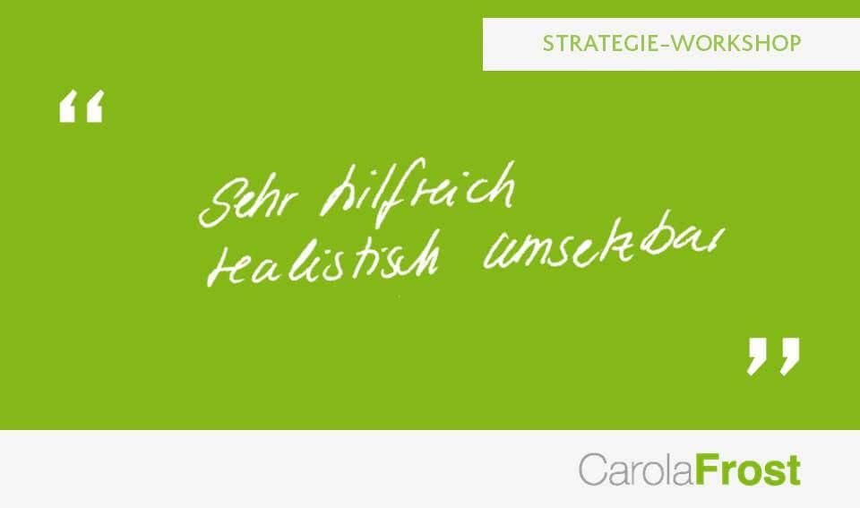 Carola Frost_Bewertung_Media_Leitbild
