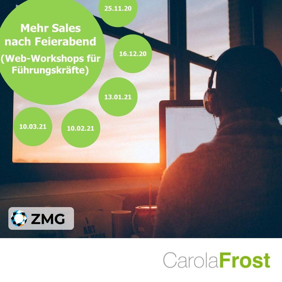 ZMG Web-Talks für Führungskräfte_Carola Frost